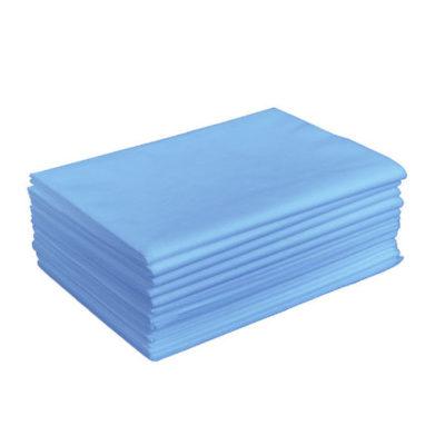 przescieradlo medyczne pp niebieskie 200x100 10szt